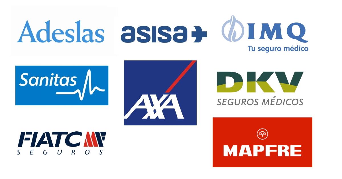 compañias de seguros de salud en España