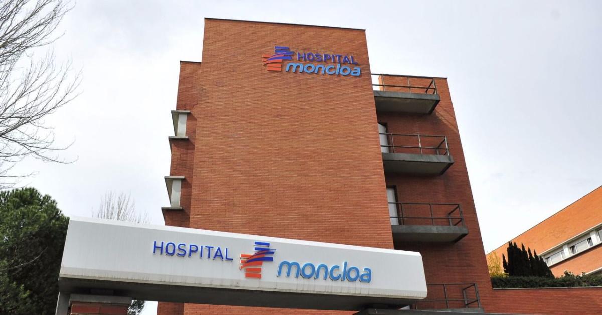 Hospital universitario de moncloa