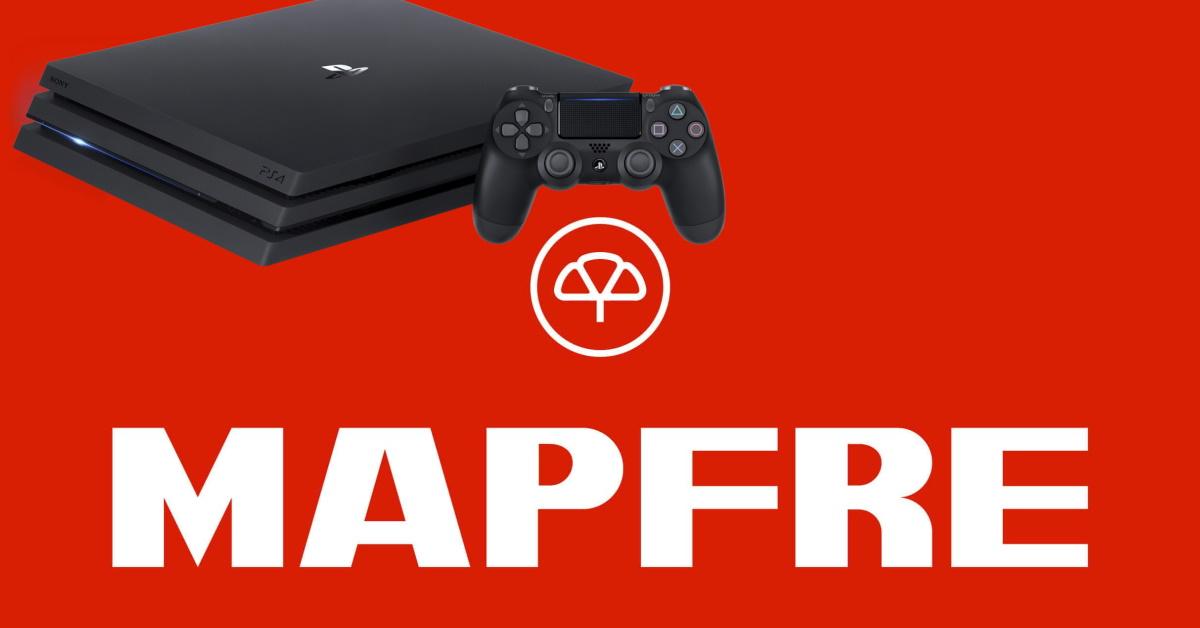 Mapfre PlayStation 4
