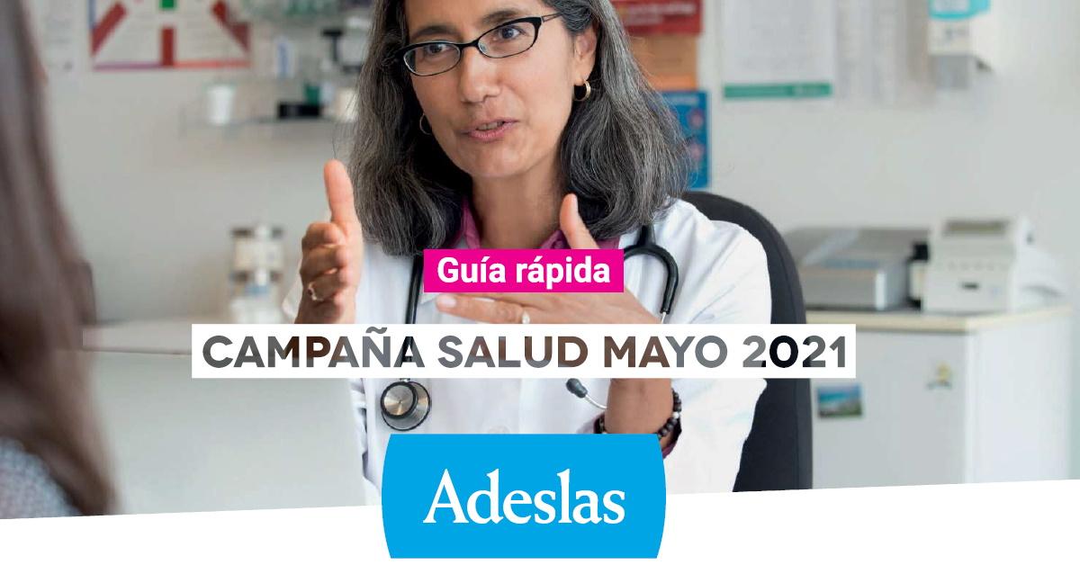 campaña adeslas mayo 2021