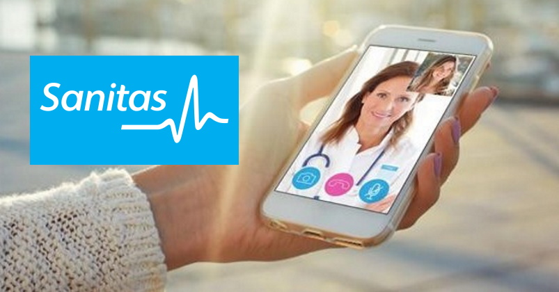 sanitas y la video consulta medica