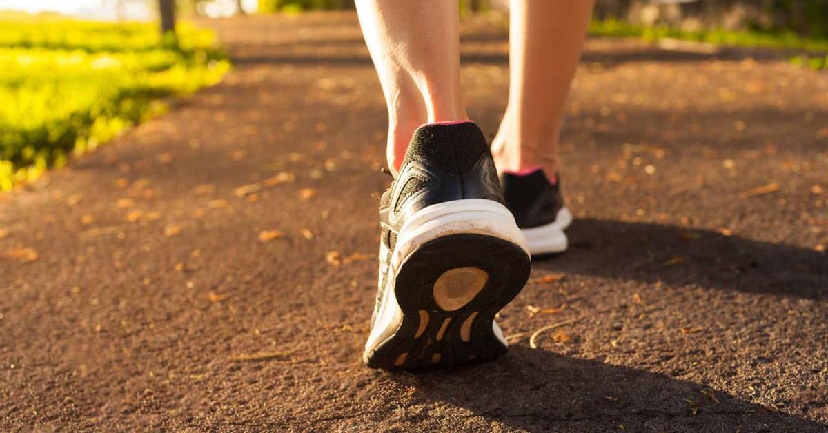 andar 6000 pasos al dia