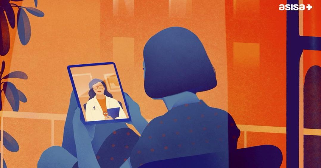 Asisa lanza una nueva campaña centrada en el cuidado de la salud mental