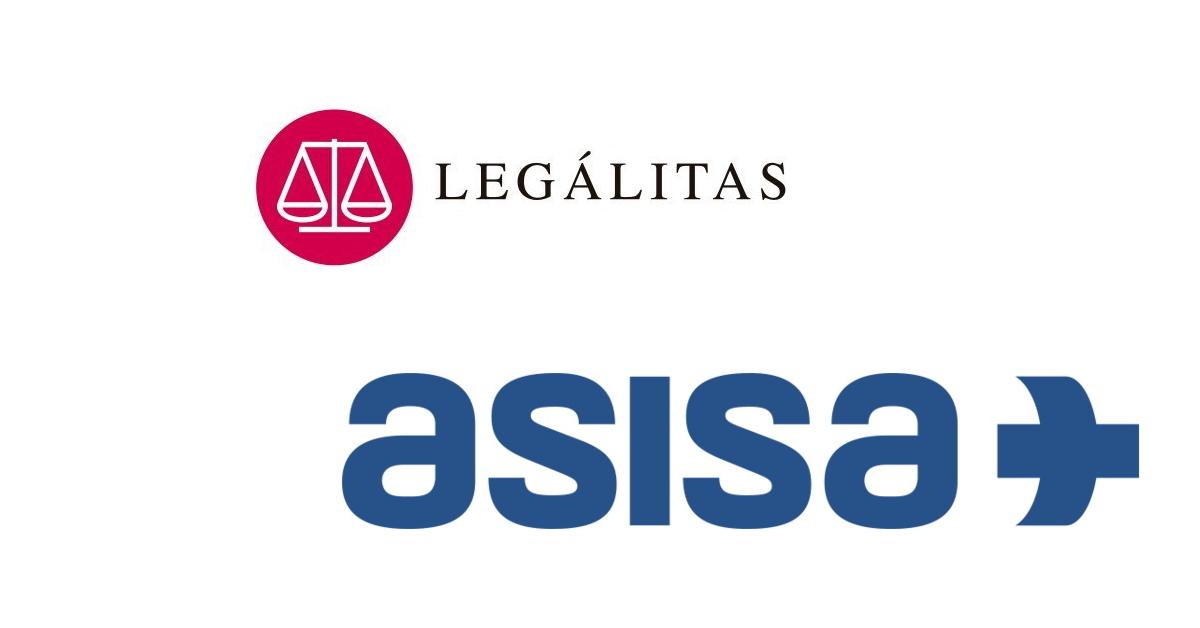 legalitas y Asisa
