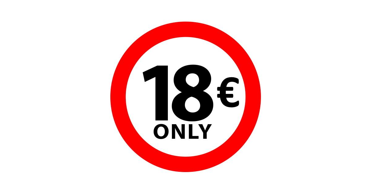 seguro de salud por 18€ al mes